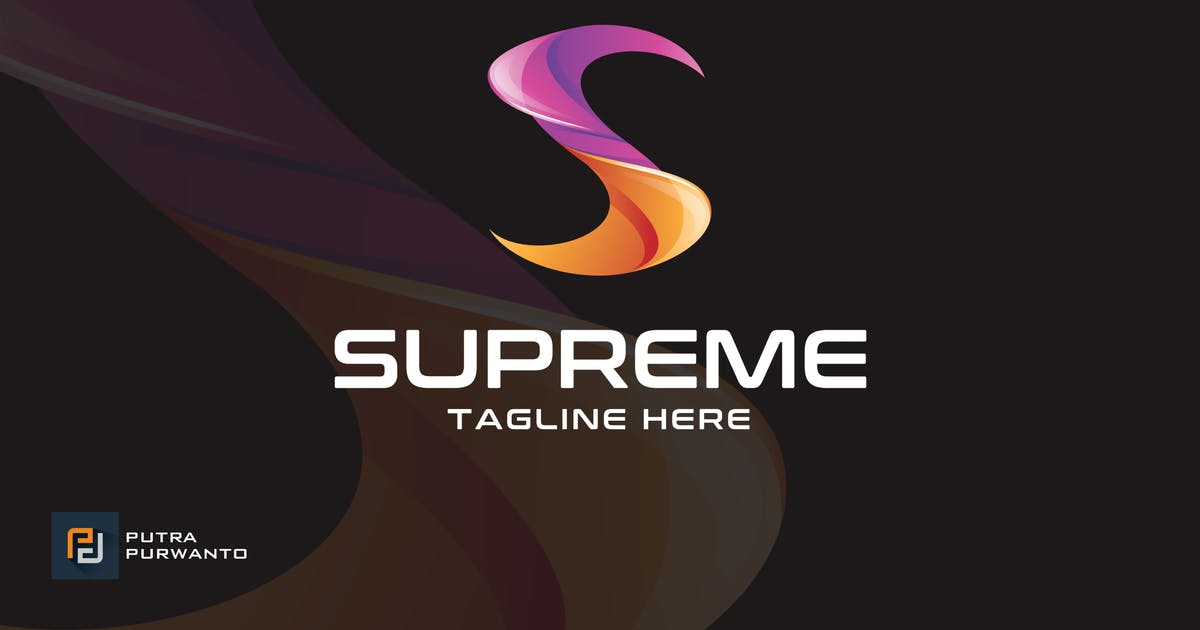 Download Supreme / Letter S - Logo Template by putra_purwanto