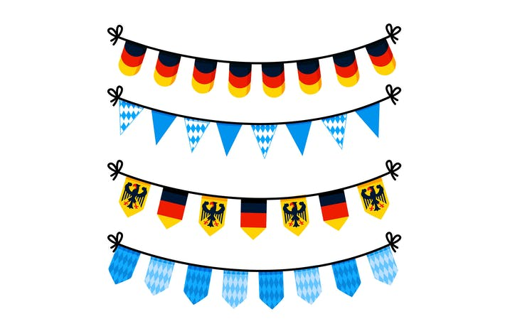 Thumbnail for Oktoberfest Garland Collection