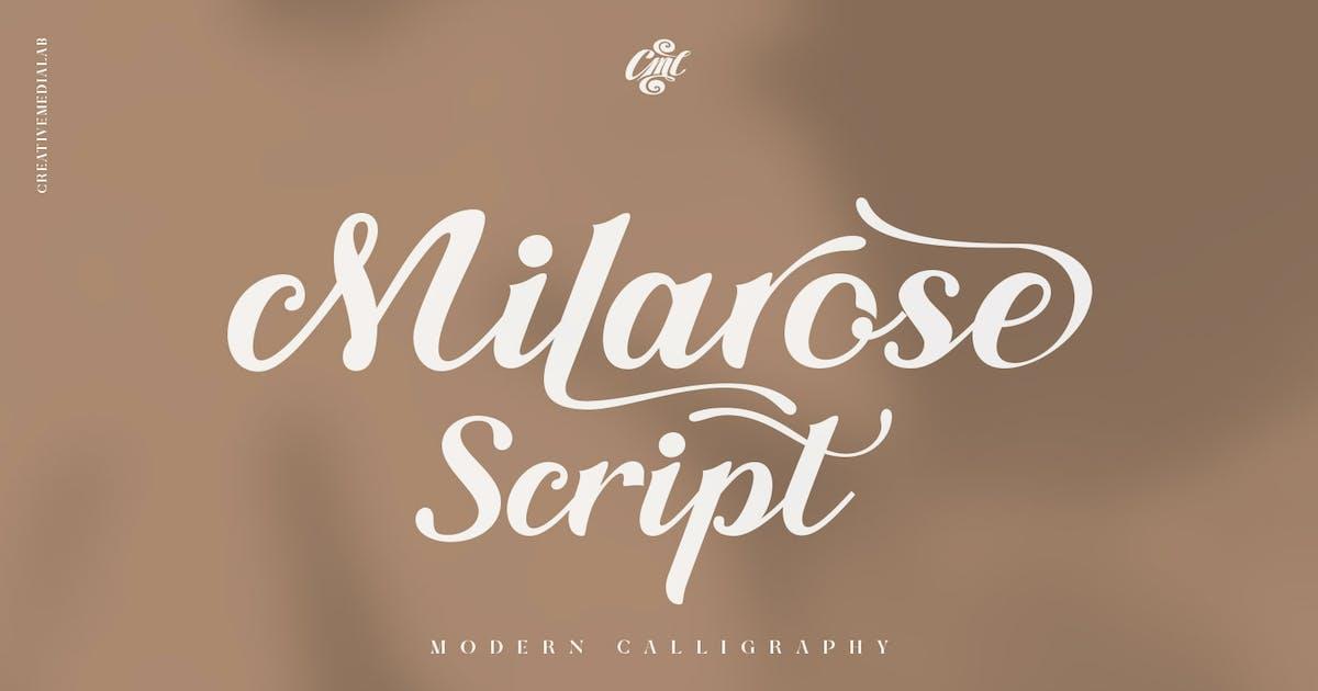 Download Milarosa Script by creativemedialab
