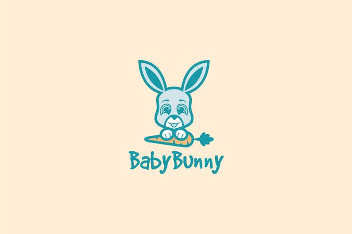 Thumbnail for Baby Bunny Logo