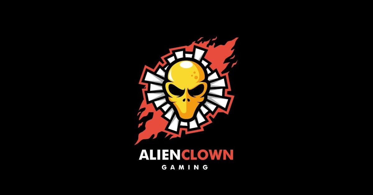Download Elien Skull E-sports Style Logo Template by ivan_artnivora