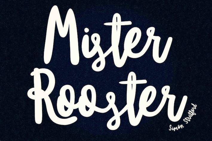 Thumbnail for Mister Rooster fuente