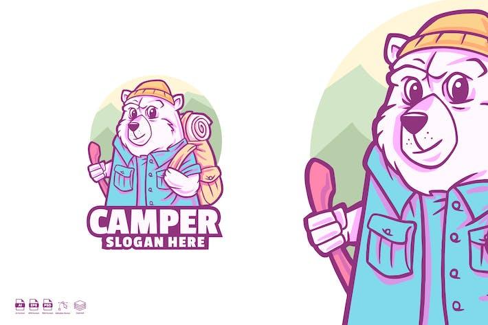 Bear Camper logo