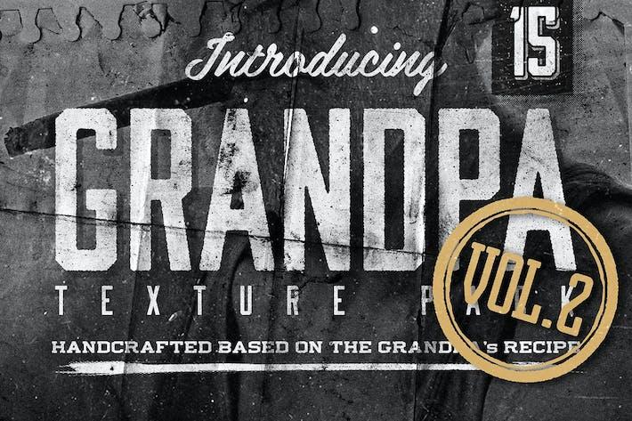 Cover Image For 15 Grandpa's Texture Vol.2