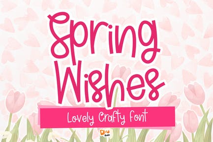 Spring Wishes