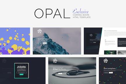 OPAL - Exclusive Coming Bientôt Modèle