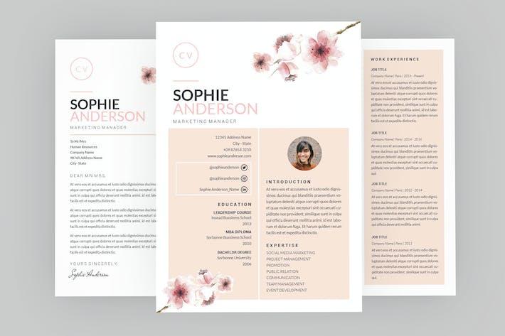Thumbnail for Composite Resume Designer