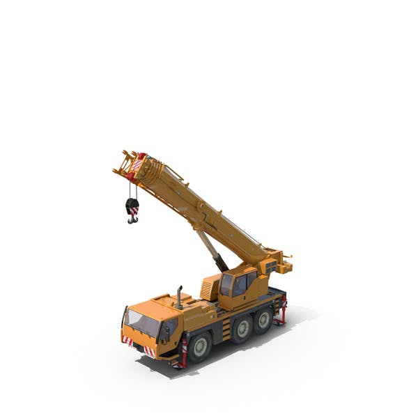 Thumbnail for Compact Mobile Crane