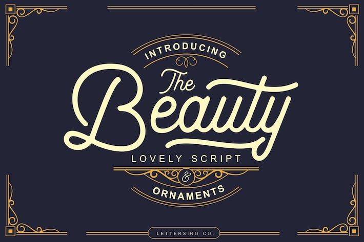 Thumbnail for The Beauty Script