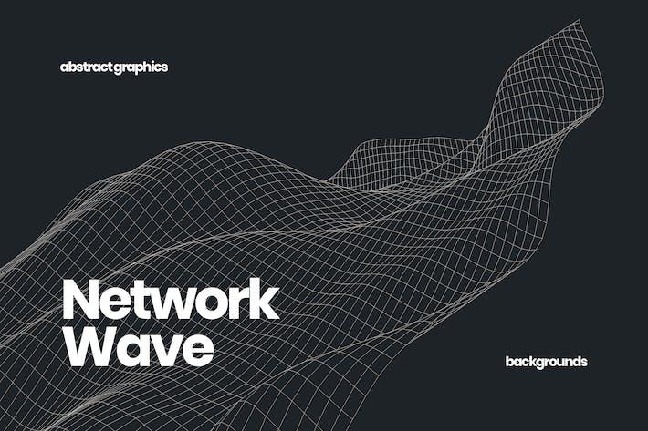 Thumbnail for Сглаженная фоновая волна сети