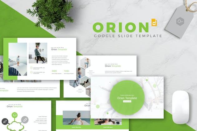 Orion - Google Slides Template