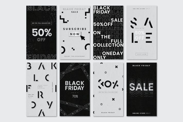 Black Friday textured background sale ad banner