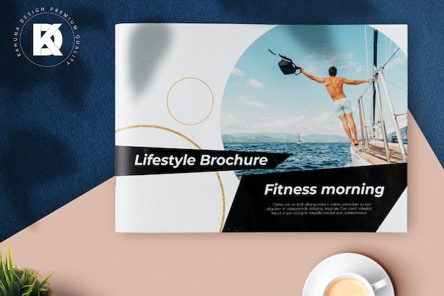 Gold Brush Landscape Brochure
