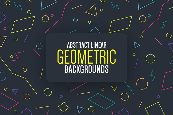 Thumbnail for Abstract Linear Geometric Backgrounds