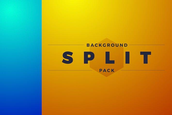 Thumbnail for Background Split Pack