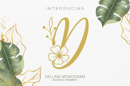 Monogramme Dellina