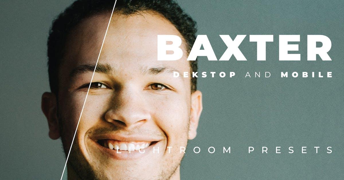 Download Baxter Desktop and Mobile Lightroom Preset by Bangset