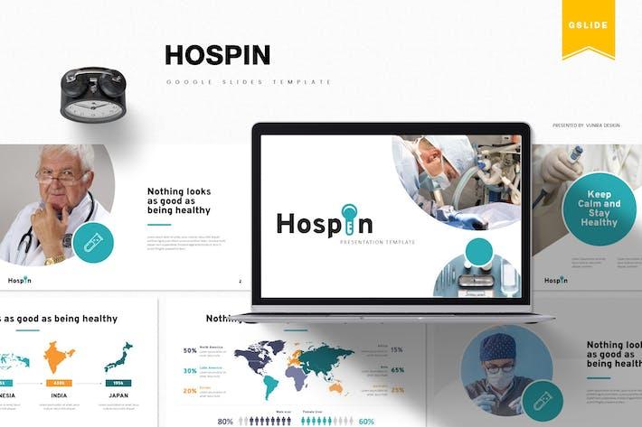 Hospin | Google Slides Template