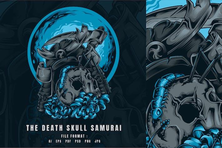 The Death Skull Samurai