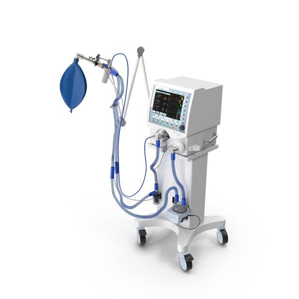 Medizinischer Beatmungsgerät