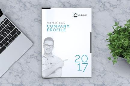 CHROME - Company Profile Brochure