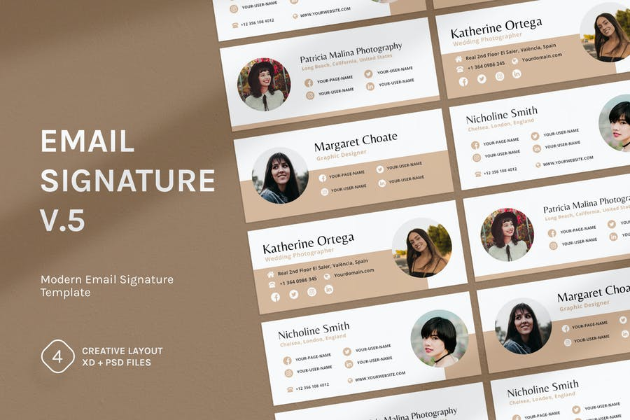 Email Signature v.5