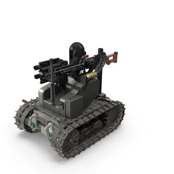 Thumbnail for Military Robot