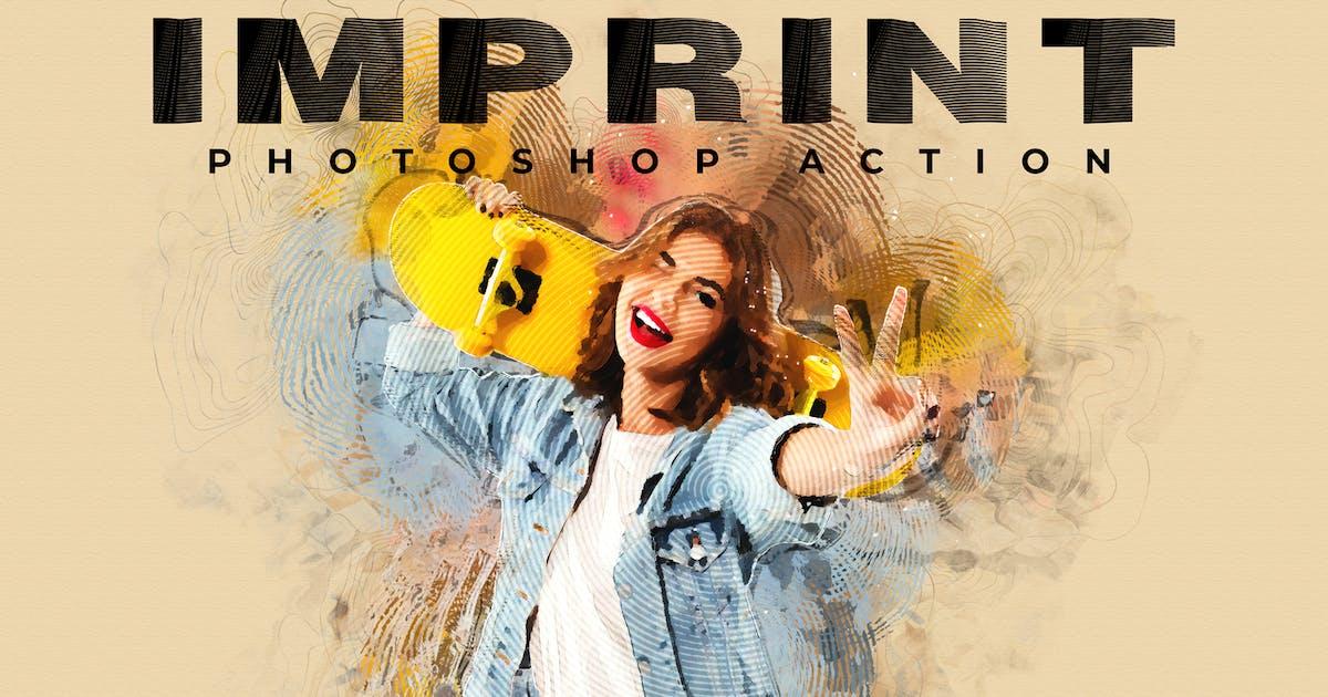 Download Artistic Imprint Photoshop Action by Oxygen_Art