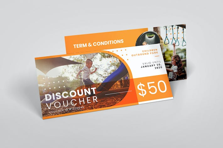 Thumbnail for Children Outbound Park AI and PSD Gift Voucher