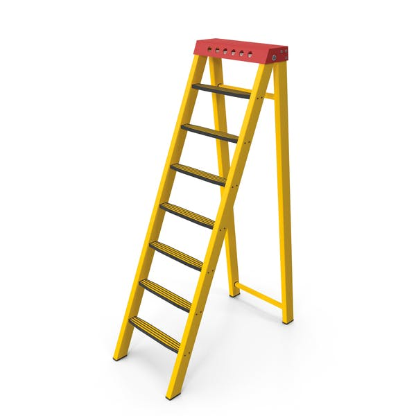 Thumbnail for Work Stairs Ladder
