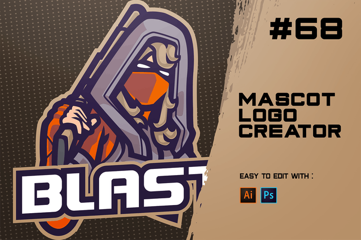 Thumbnail for BLAST - E-Sports Logo Creator