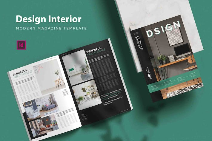 Thumbnail for Design Interior - Magazin