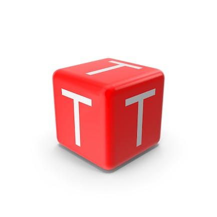 Bloque T rojo