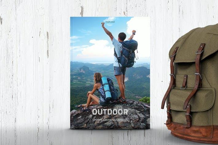 Thumbnail for Outdoor - Clothing Product Catalogue