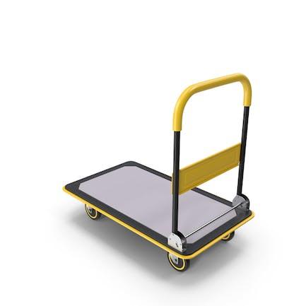 Folding Handle Trolley