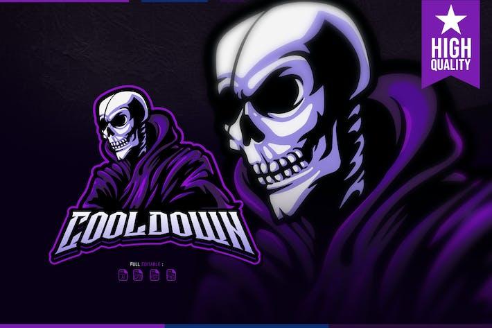 Cool Down Esport Logo