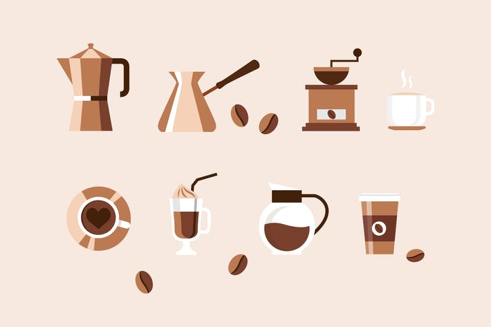 Thumbnail for Coffeemaker's Paradise Clipart