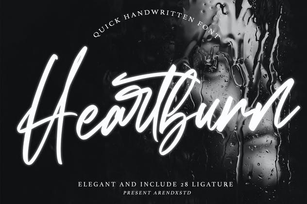 Heartburn - Quick Handwritten