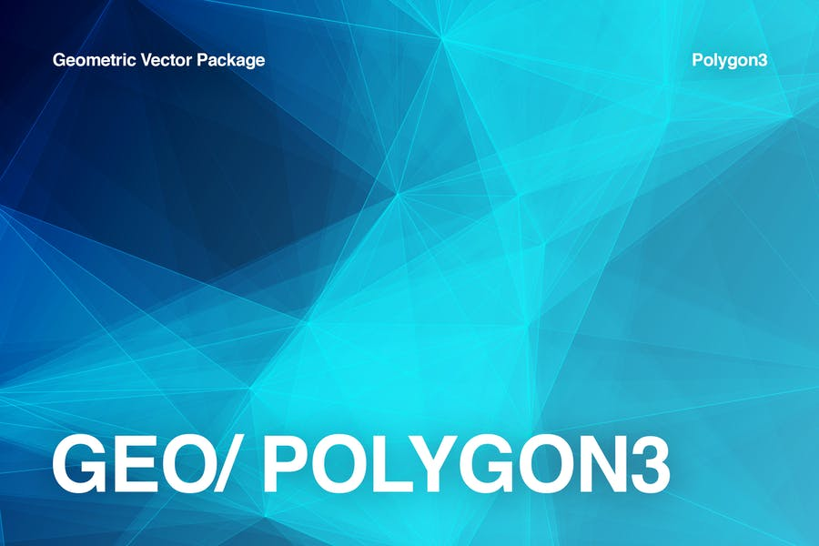 Polygon Geometric Collection 3