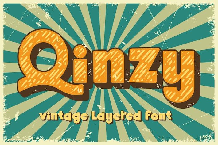 Thumbnail for Qinzy - Fuente Vintage