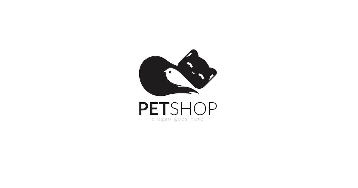 Download Pet Shop Animal Care Cat & Bird Logo by Slidehack