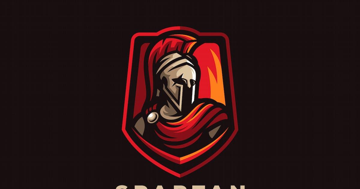 Download esport logo spartan by albert_kalingga