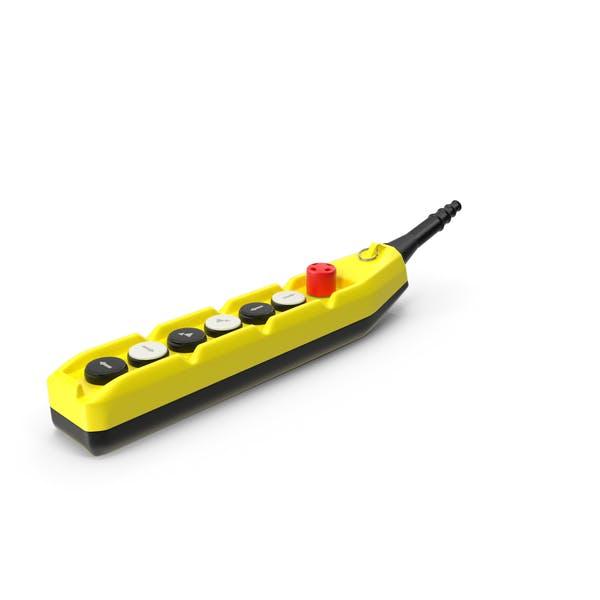 Crane Push Button