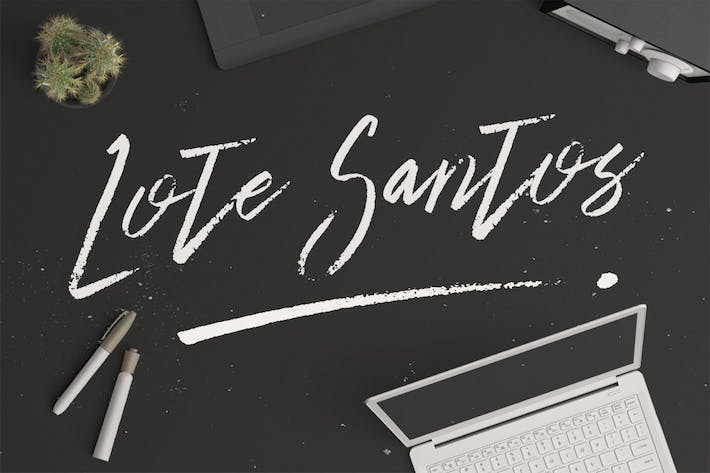 Cover Image For Lote Santos