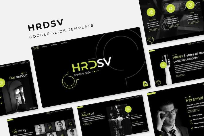 Thumbnail for Hrdsv - Plantilla de diapositivas de Google
