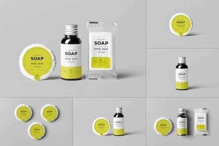 Soap Mock-up