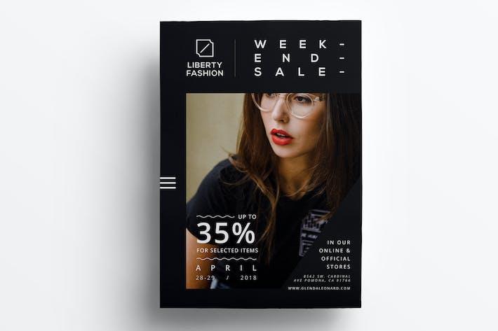 Thumbnail for Fashion dépliant