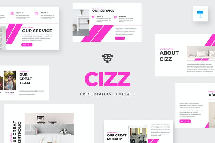 Thumbnail for Cizz Business - Keynote