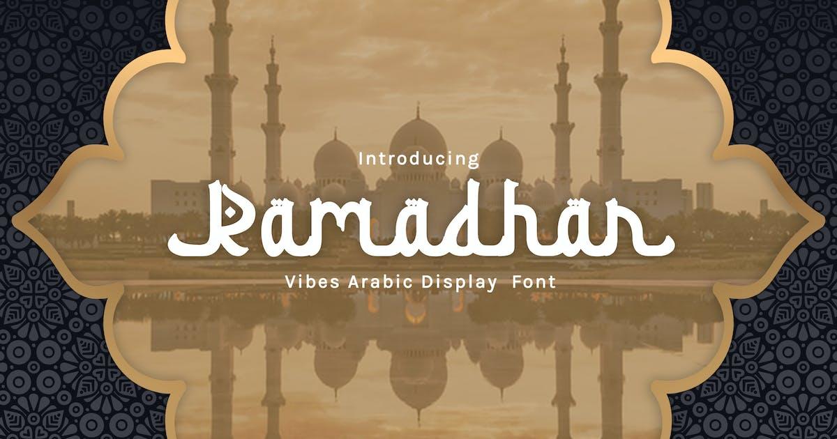 Download Ramadhan Vibes - Display Arabic by jegtheme