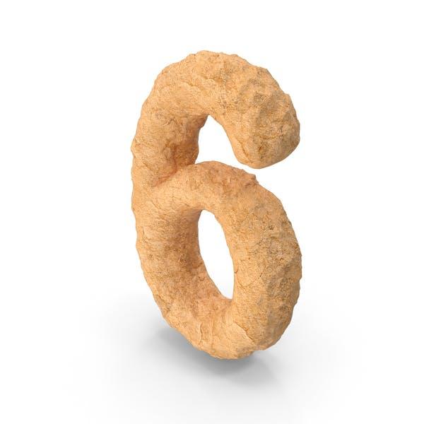 Каменный алфавит номер 6